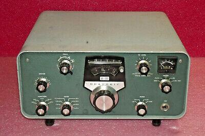 Heathkit Sb401 Ham Radio Transmitter Receiver 1960 S Ebay