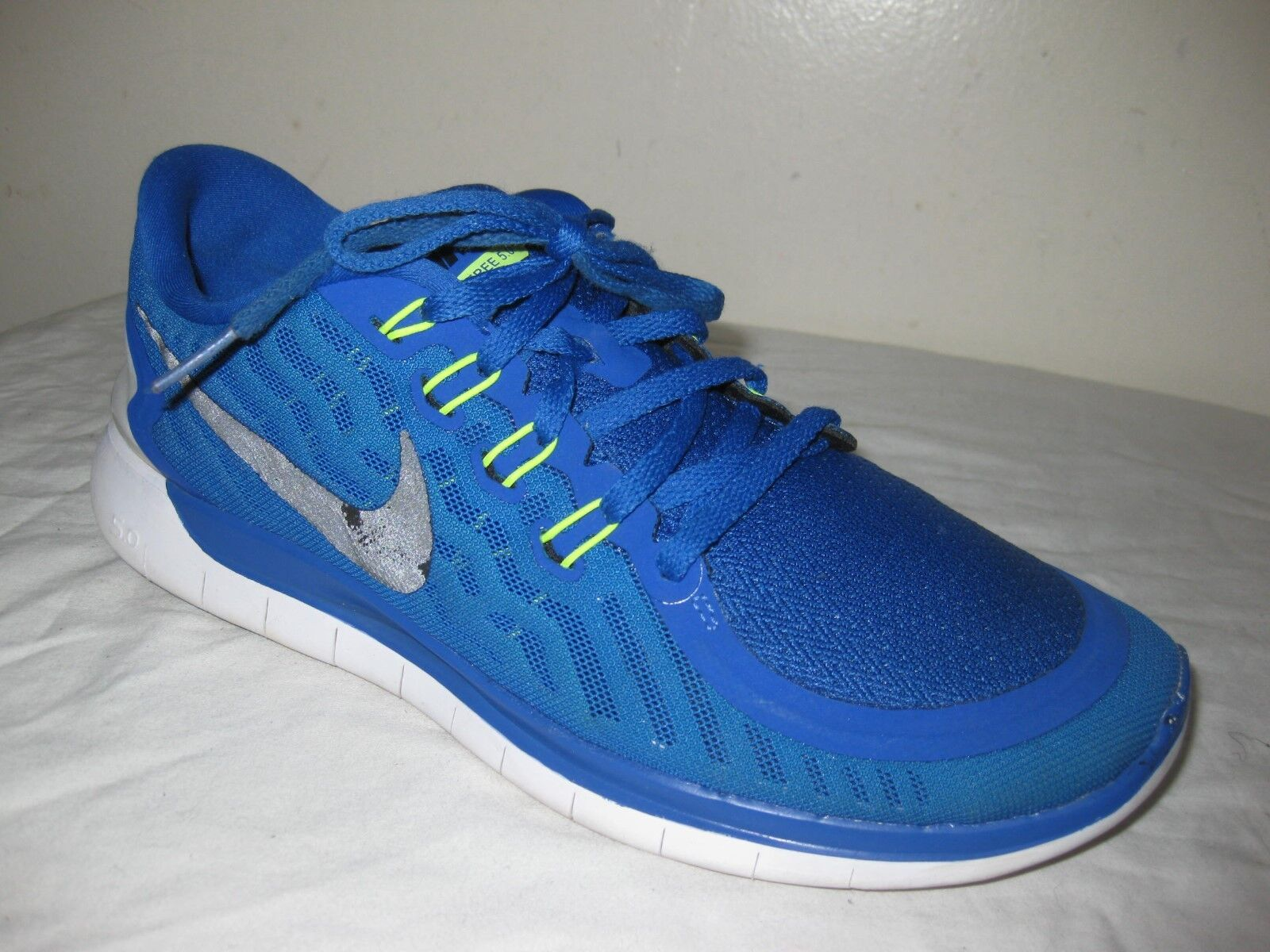 b639faa5234 Nike Free 5.0 Athletic Running Shoes Men s Size 42.5       9 8ca0d3 ...