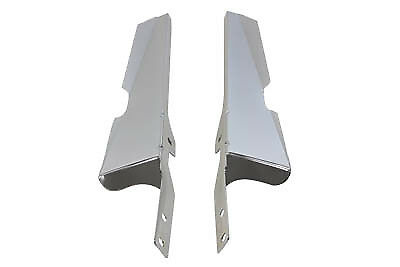 Chrome Wind Deflectors V-Twin 50-1067