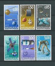 YOUGOSLAVIE - 1967 YT 1110 à 1115 - NEUFS** MNH LUXE