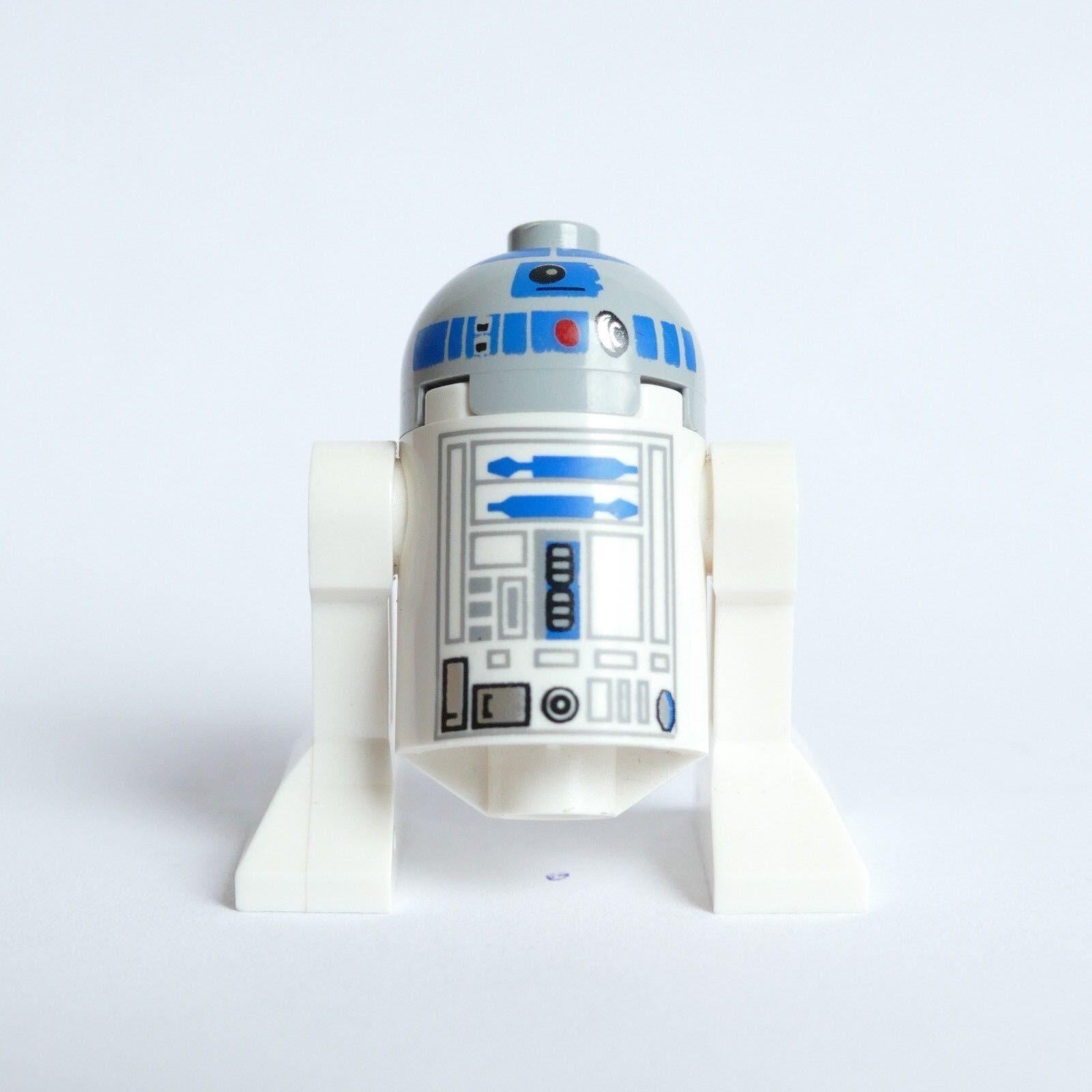 LEGO® Star Wars™ Figur R2-D2 sw217 Astromech Droid aus 10188 9490 10225 10198