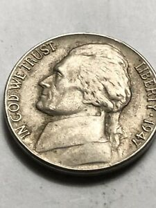 1954 S Jefferson Nickel    *AG OR BETTER*   **FREE SHIPPING**