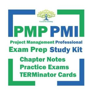 PMP Project Management Professional 2020 Exam Prep Study Textbooks, Mock Exams & Study Notes Canada Preview