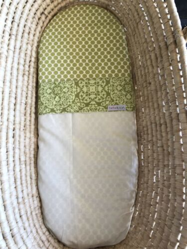 Moses Basket Fitted Sheet set