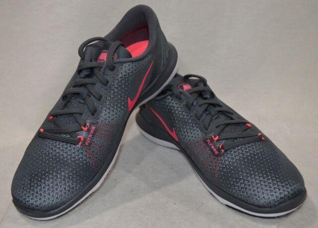 d8abaac725592 Nike WMNS Womens Flex Supreme TR 5 W Cross Training Shoes Grey -wide ...
