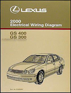 [SCHEMATICS_4US]  1995 Lexus GS 300 Electrical Wiring Diagram Manual Original Gs300 for sale  online | eBay | Lexus Gs300 Engine Wiring Diagram |  | eBay