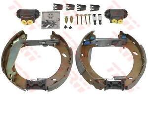 ford escort mk5 mk6 mk7 brake shoe adjuster brake cylinder shoe fitting kit ebay. Black Bedroom Furniture Sets. Home Design Ideas
