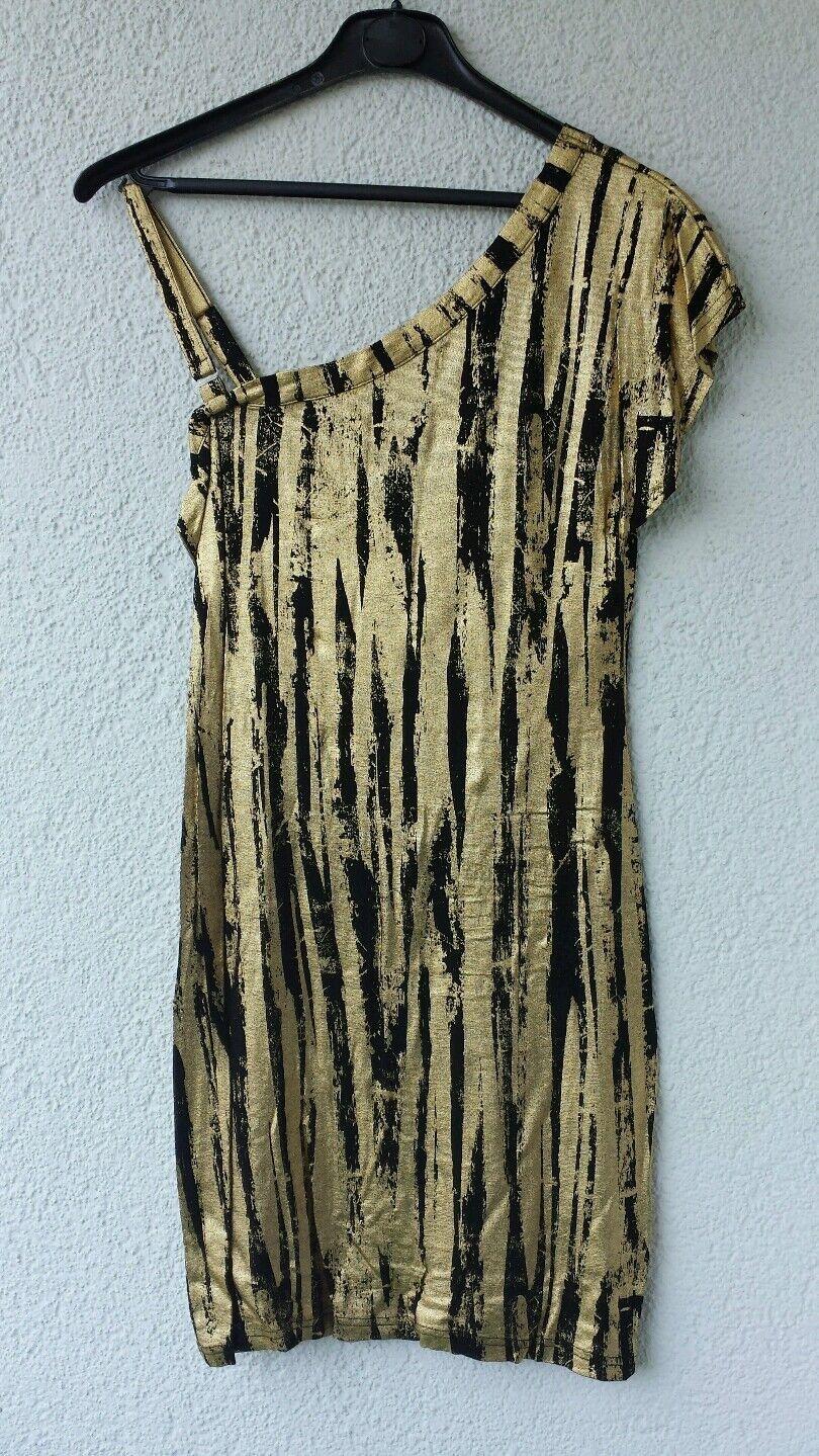 Sexy Damen kleid schwarz-Gold gr s-m neu neu neu | Um Sowohl Die Qualität Der Zähigkeit Und Härte  | Offizielle Webseite  | Ausgewählte Materialien  02e6d8