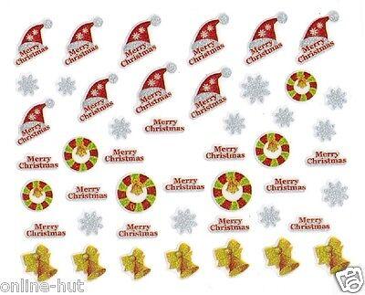 One Stroke Sticker, Weihnachten, Merry Christmas, Tattoo, Aufkleber  Nr.1429