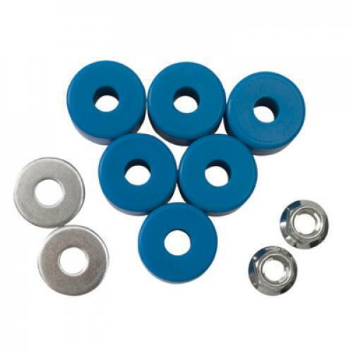 Fasst Flexx Handlebar Replacement Elastomer Kit Soft Blue