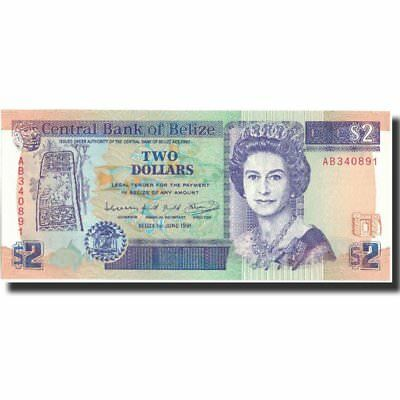 22kt Gold $5 Belize  1981 Banknote RARE HIBISCUS