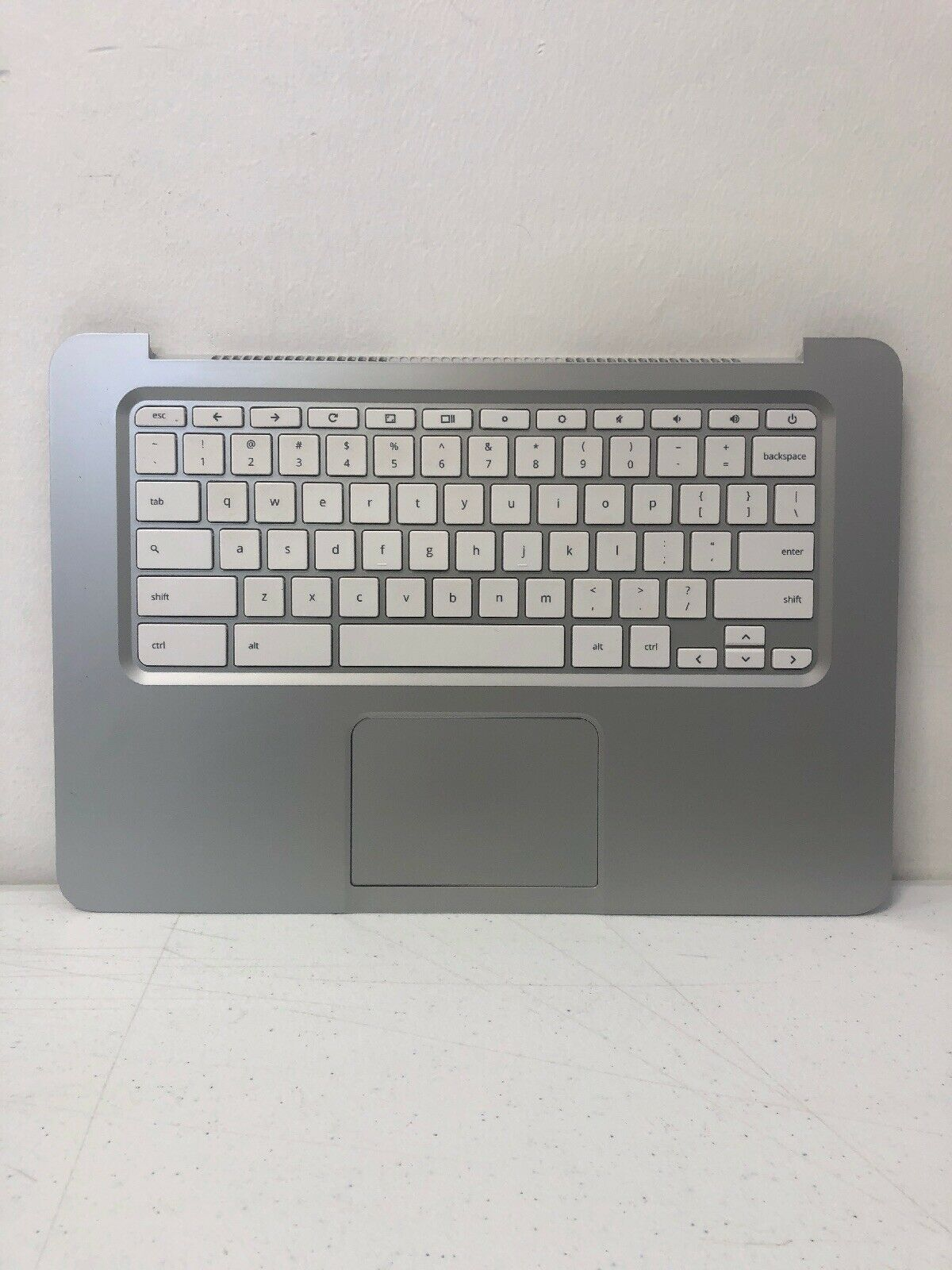 "for HP Chromebook 14/"" 14-q Original Palmrest w//Touchpad Keyboard 740172-001"