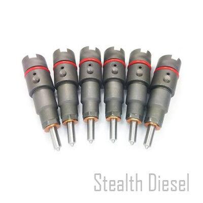 DAP 6x 125HP Nozzles 7x0.0095 SAC for 98.5-2002 Dodge 5.9L Cummins 24 Valve