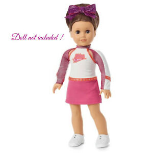American girl GOTY Joss new meet outfit