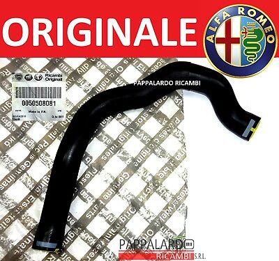 TUBO TURBO D'ARIA MANICOTTO INTERCOOLER ALFA ROMEO 147 156 1.9 JTD 50508081