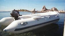 VIAMARE 380 Airdeck, Schlauchboot, Motorboot, Dingi, Beiboot, Ruderboot