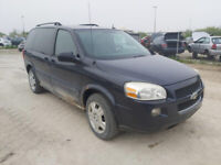 JUST IN FOR PARTS!! WS5681 2009 CHEVROLET UPLANDER Woodstock Ontario Preview