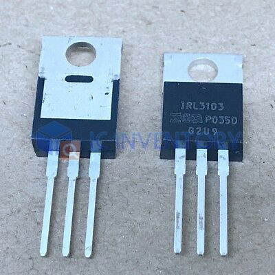 10PCS NEW IR mosfet IRL2203N L2203N TO-220