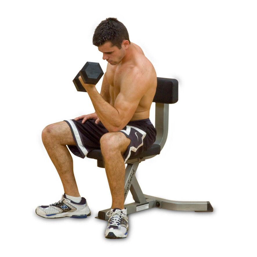Body-Solid® professioneller Trainingsstuhl bis 350kg belastbar NEU