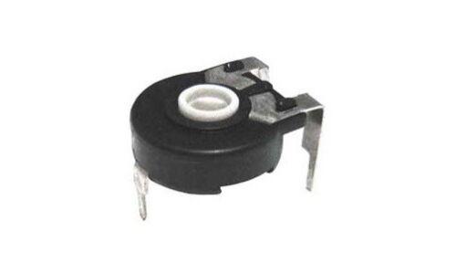 15mm orizzontale regolazione con perno 4,7 MOhm cod AB//214047 4pz trimmer diam