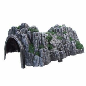 1pc-Model-Train-Railway-Tunnel-Train-Cave-Tunnels-Accessories-1-87-HO-OO-Scale