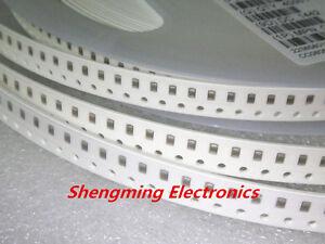 100PCS 0805 SMD Chip Ceramic Capacitor 103K 10nF//50V 0.01UF 10/%
