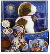 Elf on the Shelf Pets: A St. Bernard Tradition Plush (NEW)