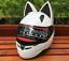 Cat-ears-Helmet-full-face-NITRINOS-Motorcycle-racing-motors-helmet-Unisex-New-HQ thumbnail 14