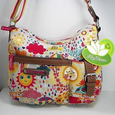 Lily Bloom Kathryn Hobo Bag