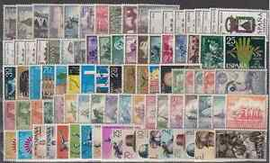 ESPANA-ANO-1964-NUEVO-SIN-FIJASELLOS-MNH-EDIFIL-1541-1630-CON-LOS-ESCUDOS