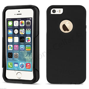 11ef47f1e New OEM Otterbox Commuter Rugged Series Black Case for Apple iPhone ...