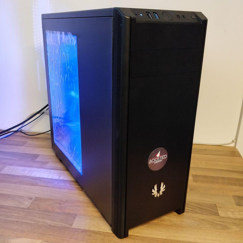 Selvbyg, 1060 Gamer PC, 3,3 Ghz