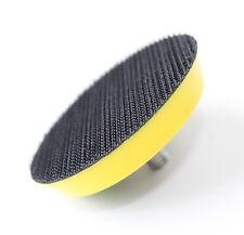 "2"" 50mm Hook and Loop Sanding Sander Backing Pad Palm Mini DA"