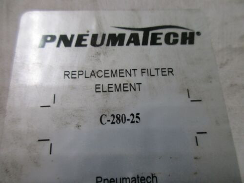 Pneumatech C280-25 Replacement Filter Element NEW LOT OF 2