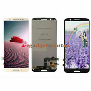 For Motorola Moto G6 XT1925 LCD Screen Display Touch Digitizer Glass Replacement