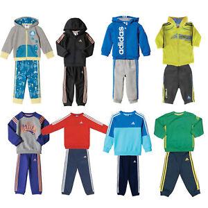 entire collection free delivery shopping Details zu adidas Performance Baby-Jogger Jungen-Trainingsanzug  Kinder-Jogginganzug Set