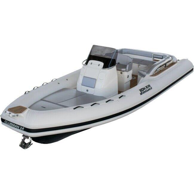 JokerBoat Clubman 24 med 225 hk Yamaha