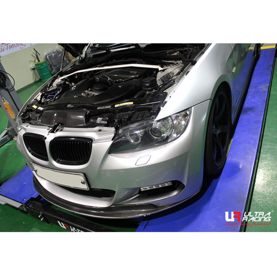 330 TW2-245 ULTRA RACING 2-Point Front Strut Tower Brace Bar for BMW E46 320 6cy