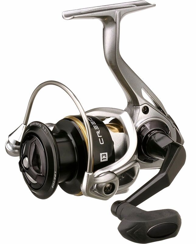 NEW ONE 3  Creed K 2000 Spinning Reel CRK2000  buy 100% authentic quality