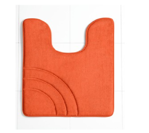 orange com set accessories fascinating talentneeds coral city bath holiday gate rug rugs road bathroom beach