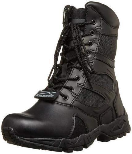 redHCO  MENS MILITARY STYLE BOOTS FORCED ENTRY DEPLOYMENT WALKING HIKING RUNNING  great offers