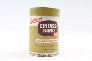 Beau-Ancienne-Boite-Carton-Collector-Luckanus-Galon-Old-Vintage-Emballage-Vide