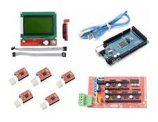 3D printer electronics kit -Mega 2560 + Ramps 1.4 + A4988 + Smart LCD controller