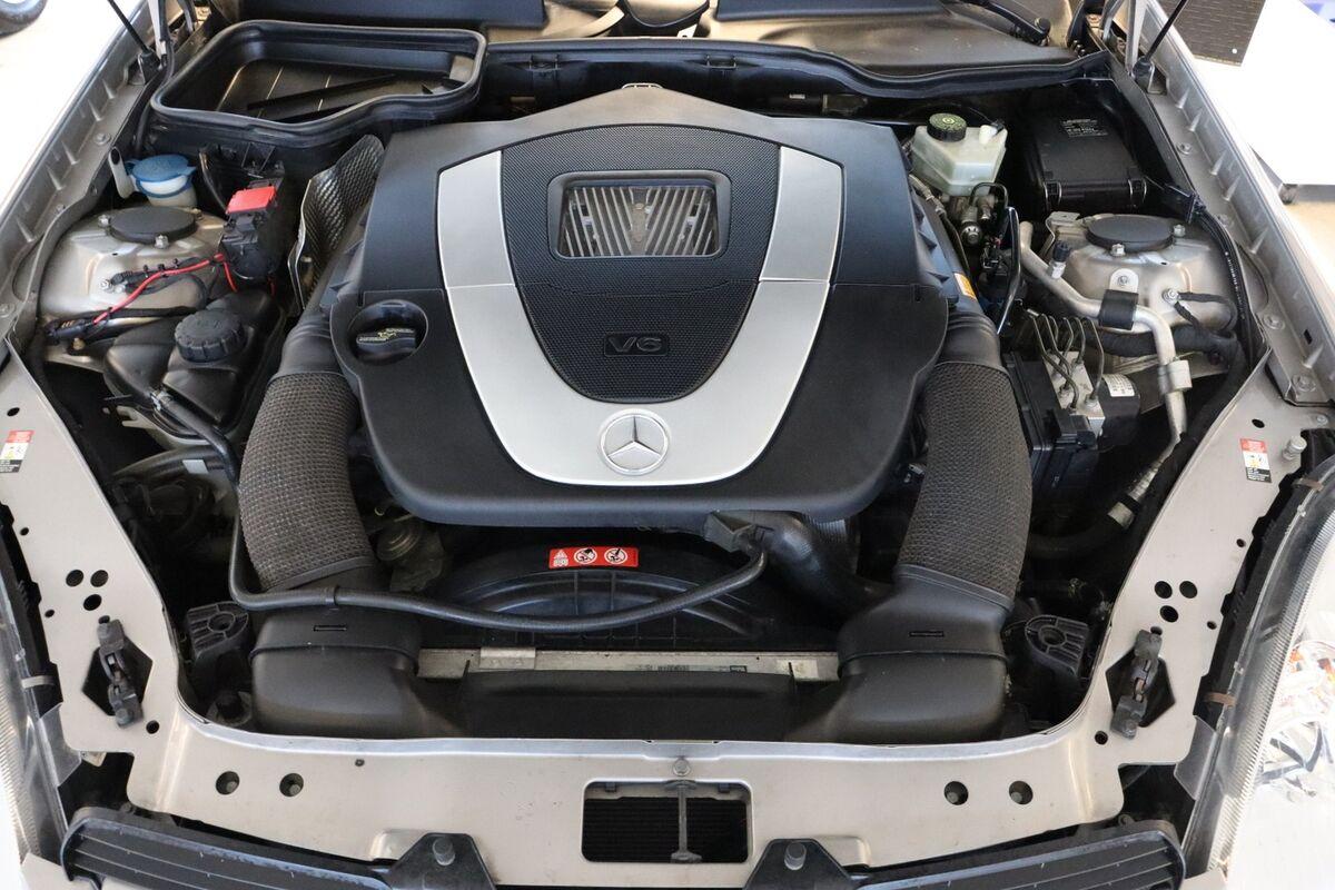 Mercedes SLK350 3,5 aut.