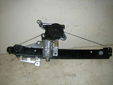 VOLVO V70 ESTATE 2001 2.4 SE N/S PASSENGER SIDE REAR ELECTRIC WINDOW REGULATOR