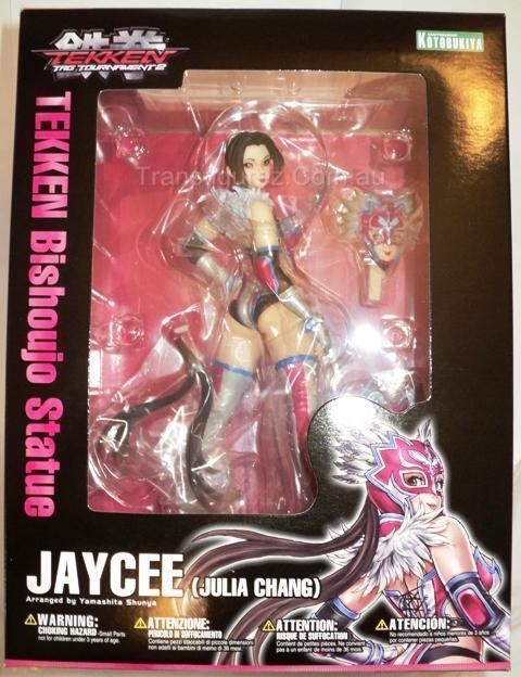 últimos estilos Tekken Tag Tournament 2 2 2 raras 2012 JAYCEE BISHOUJO 1 7 estatua KOTOBUKIYA MIMB  marca en liquidación de venta