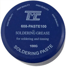 Tmc High Quality Rosin Soldering Flux Paste Grease 100g Ships Fast From Usa