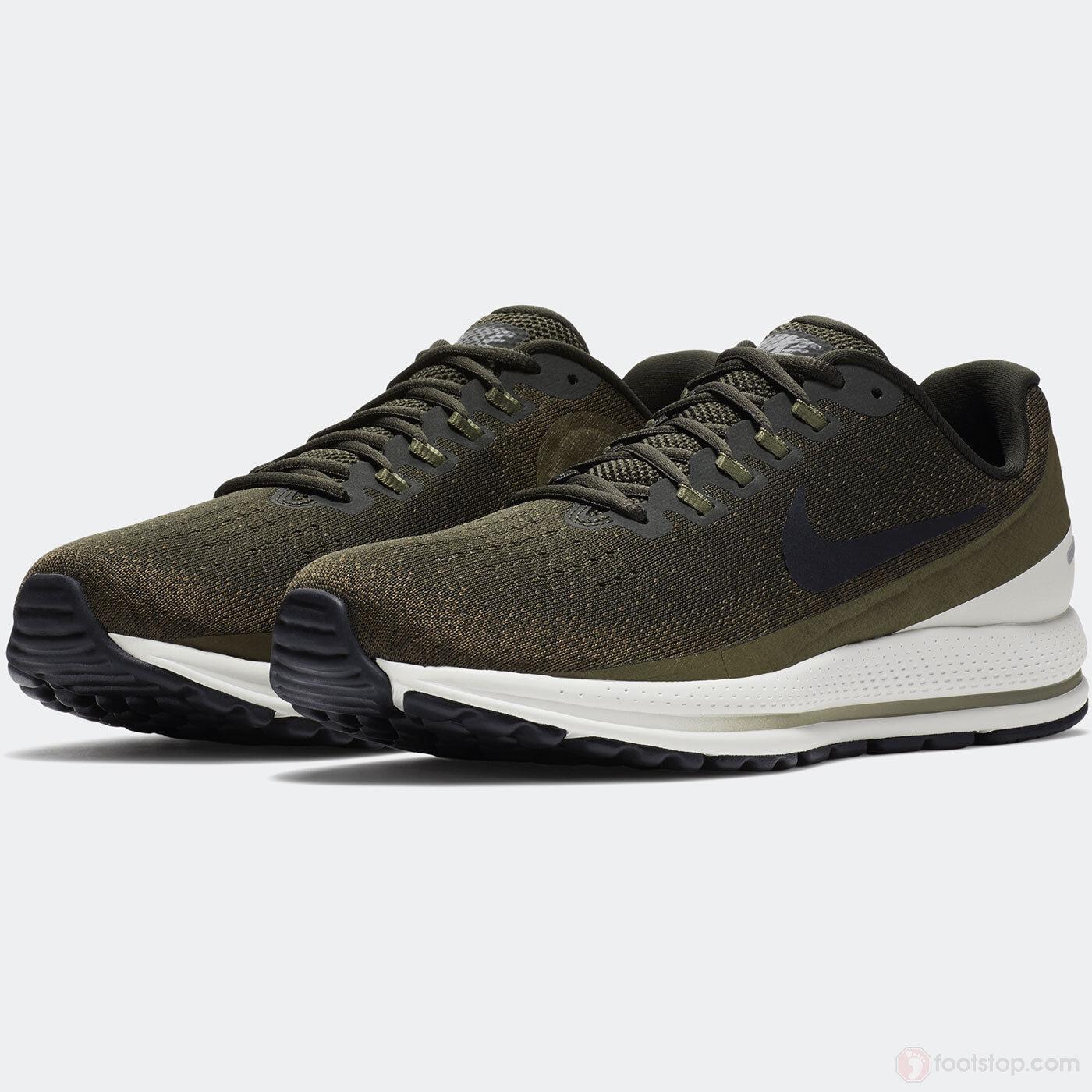 Nike air zoom vomero 13 uomini sequoia / nero / 10,5 medio olive nuove dimensioni 10,5 / a correre f5c30f