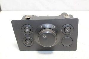 Opel-Zafira-B-Lichtschalter-Schalter-Licht-13205870