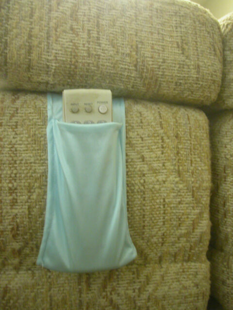 Have Your Remotes at Your Fingertips Couch Pouch